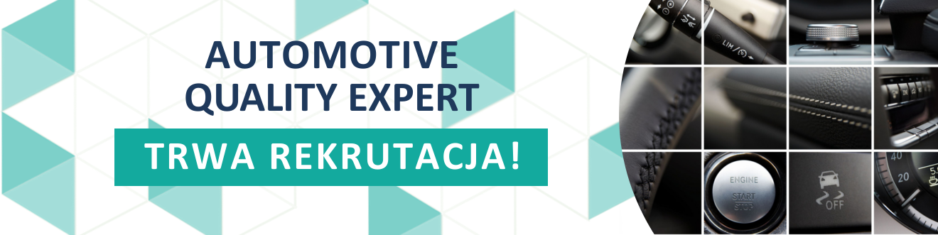 Studia podyplomowe Automotive Quality Expert