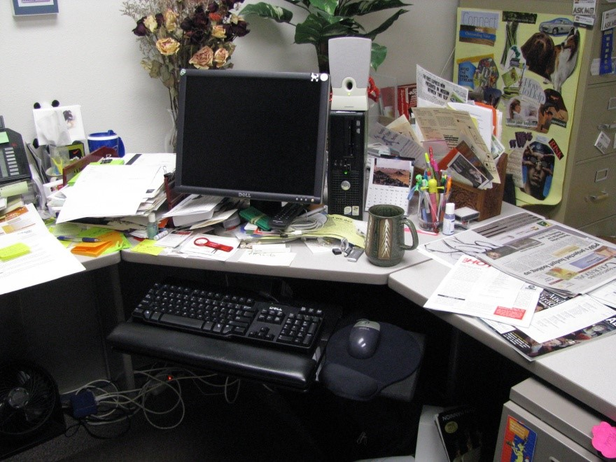 organizacja biura