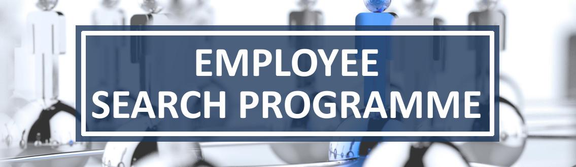 employee search programme
