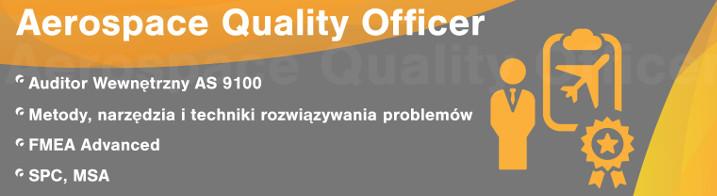 Pakiet Aerospace Quality Officer