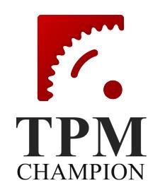 TPM Champion logo